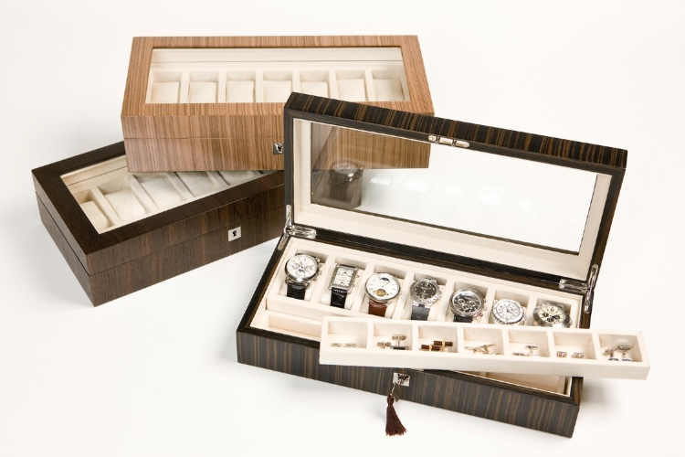 Timeless Watch Boxes