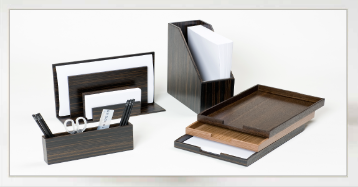 Luxury Desk Sets & Accessories